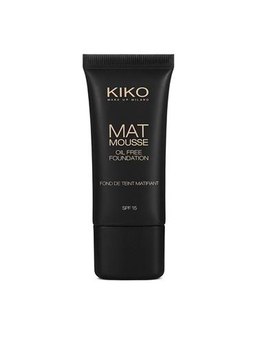 KIKO Mat Mousse Foundation 02 Ten